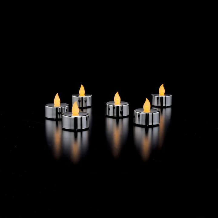 TEA LIGHT LED 6 pez. 390161100000 N. figura 1