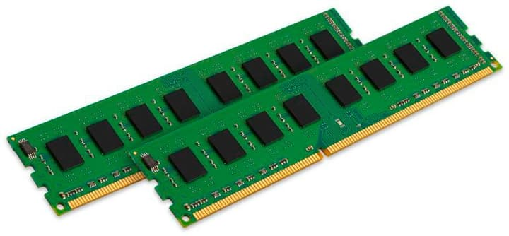 ValueRAM DDR4-RAM 2400 MHz 2x 4 GB Mémoire Kingston 785300150094 Photo no. 1
