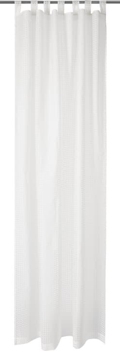 ELVIO Rideau prêt à poser jour 430277721810 Dimensions L: 140.0 cm x H: 260.0 cm Couleur Blanc Photo no. 1