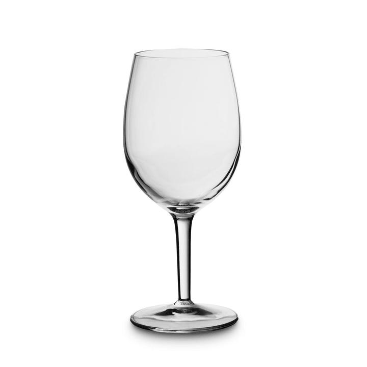 RUBINO Verre à vin rouge 393001202059 Dimensions L: 8.1 cm x P: 8.1 cm x H: 18.1 cm Couleur Transparent Photo no. 1