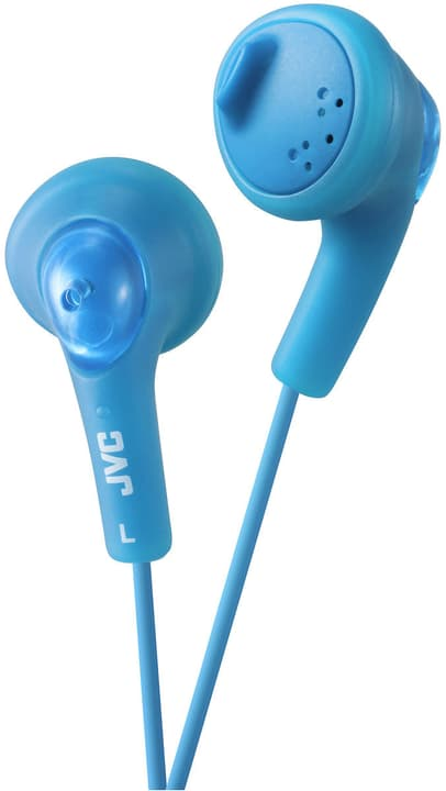 HA-F160-A - Blau In-Ear Kopfhörer JVC 785300141753 Bild Nr. 1