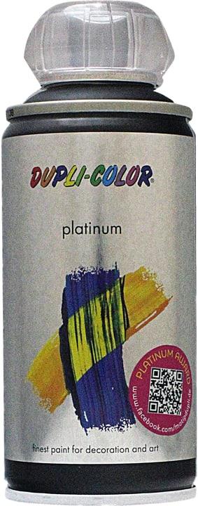 Vernice spray Platinum opaco Dupli-Color 660826200000 Colore Nero Contenuto 150.0 ml N. figura 1