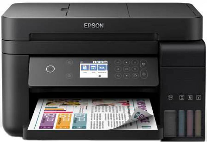 EcoTank ET-3750 Imprimante / scanner / copieur Epson 785300131369 Photo no. 1