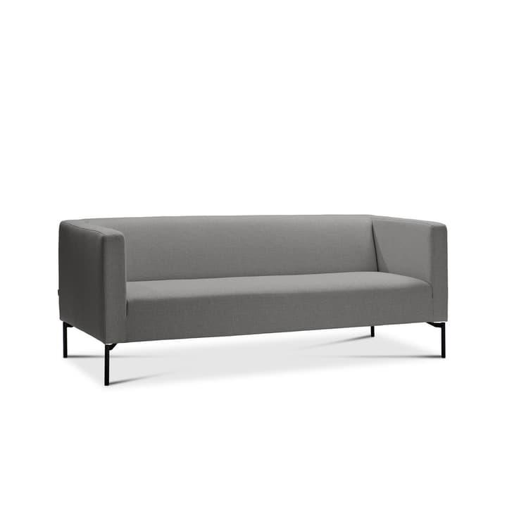 TACO II divano da 2.5 posti Edition Interio 360045650406 Dimensioni L: 180.0 cm x P: 97.0 cm x A: 73.0 cm Colore Grigio scuro N. figura 1