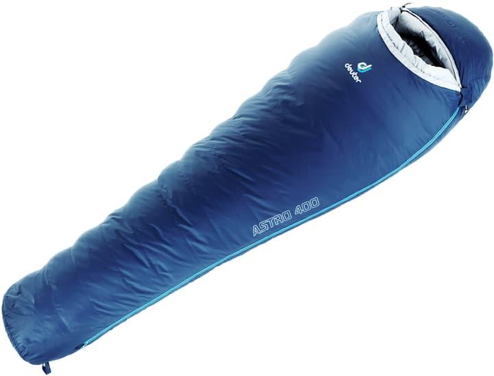 Astro 400 L Daunenschlafsack Deuter 490725500540 Farbe blau Grösse L Bild-Nr. 1