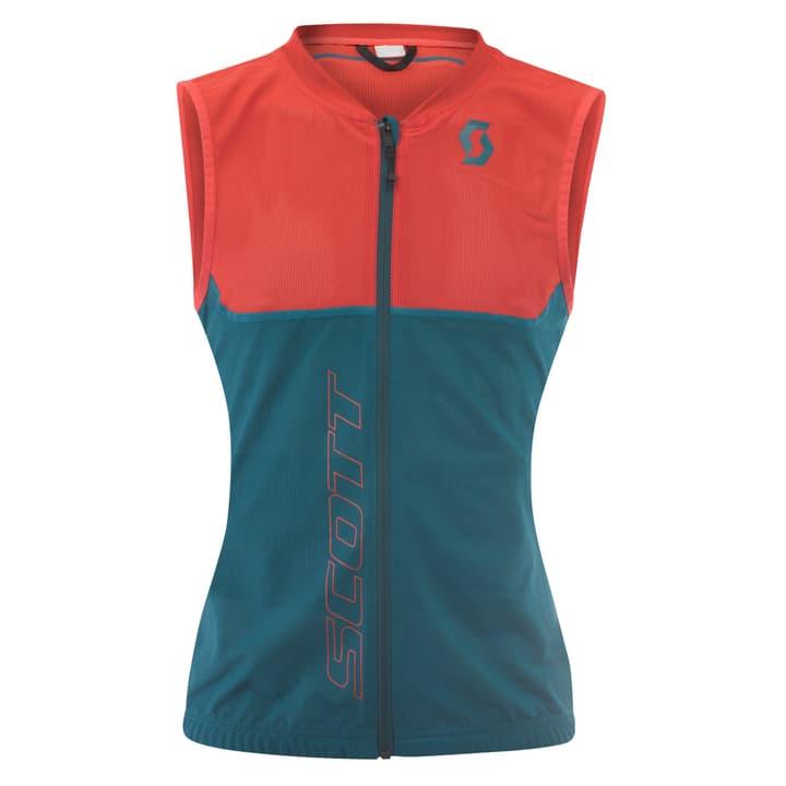 Women's Actifit Plus Light Vest Protection dorsale Scott 461841500460 Couleur vert Taille M Photo no. 1
