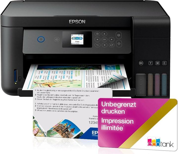 EcoTank ET-2750 Unlimited Imprimante multifonction Epson 785300149659 Photo no. 1