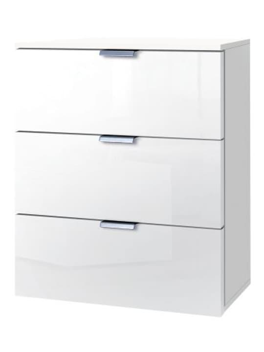 ORSON Commode 404479900000 Couleur Blanc brillant Dimensions L: 50.0 cm x P: 42.0 cm x H: 61.0 cm Photo no. 1