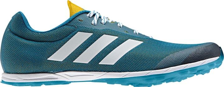 Cross Country Chaussures de course pour homme Adidas 462009943065 Couleur petrol Taille 43 Photo no. 1