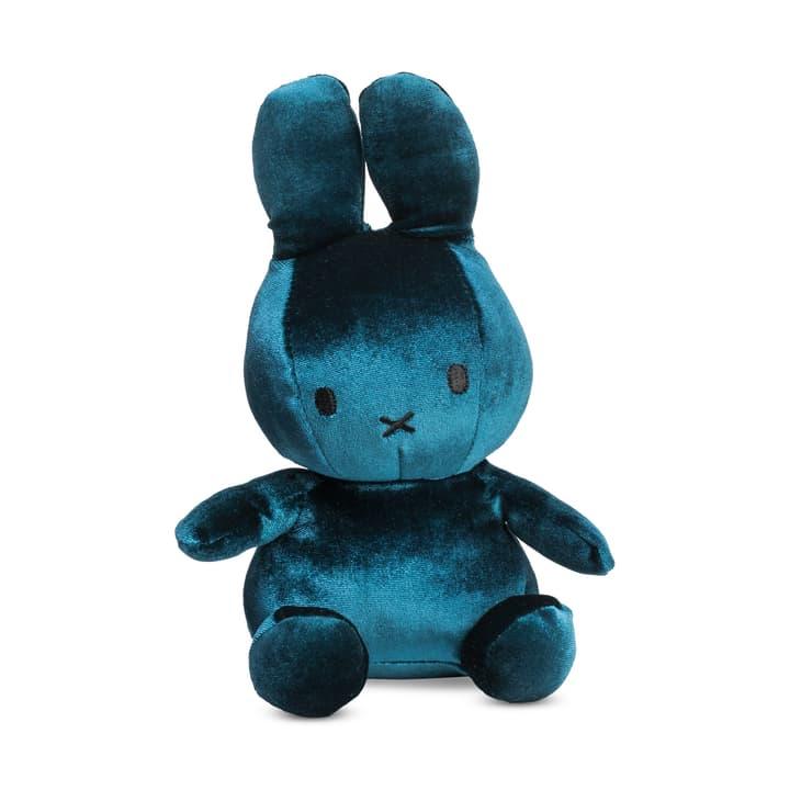 MIFFY Animale die pezza 404743501065 Dimensioni A: 23.0 cm Colore Azzurro/verde N. figura 1