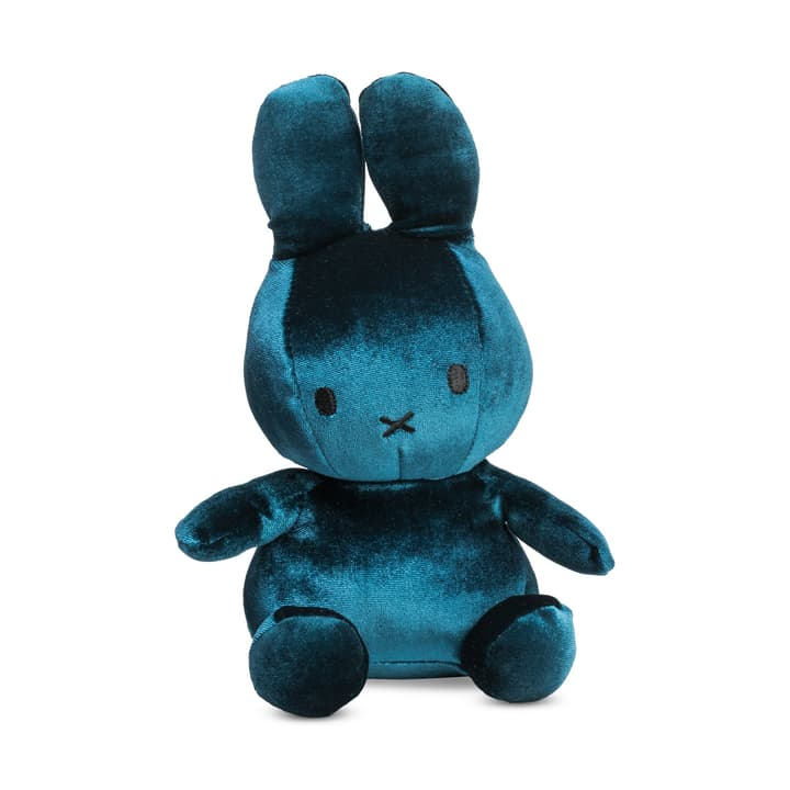 MIFFY Stofftier 370001301065 Grösse H: 23.0 cm Farbe Blaugrün Bild Nr. 1