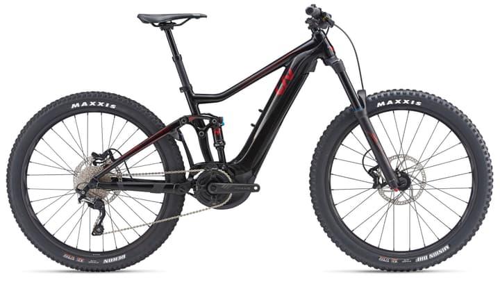 "Intrigue E+ 2 Pro 27.5"" E-Mountainbike Liv 463352700420 Rahmengrösse M Farbe schwarz Bild Nr. 1"