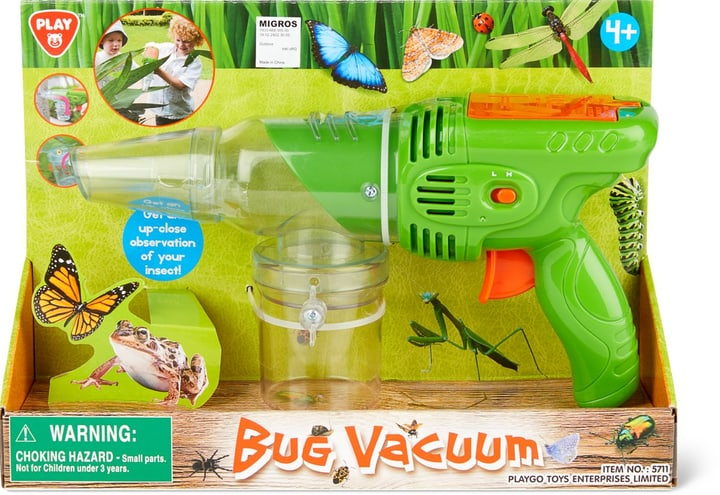 Playgo Bug Vacuum 743366800000 Photo no. 1