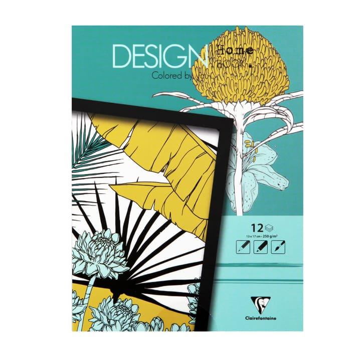 Design Home Book 13x17cm Pebeo 665638200000 Bild Nr. 1