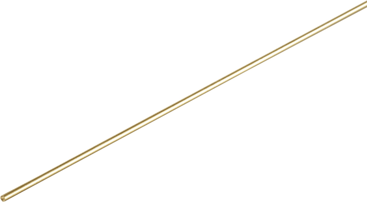 Barra tonda 1.3 mm ottone 1 m alfer 605053600000 N. figura 1