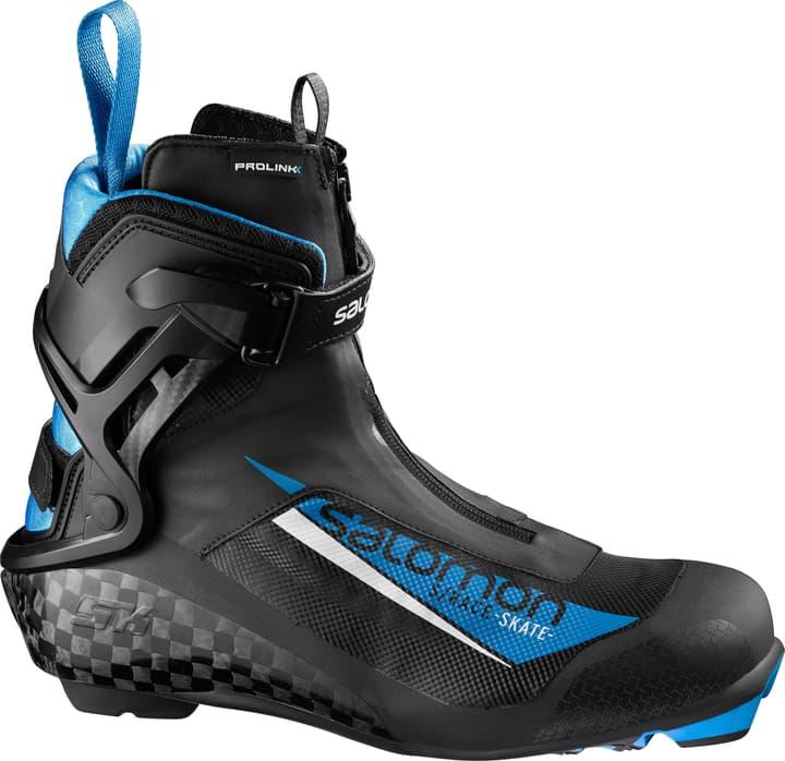 S/Race Skate Herren-Langlaufschuh Salomon 495207841520 Farbe schwarz Grösse 41.5 Bild-Nr. 1