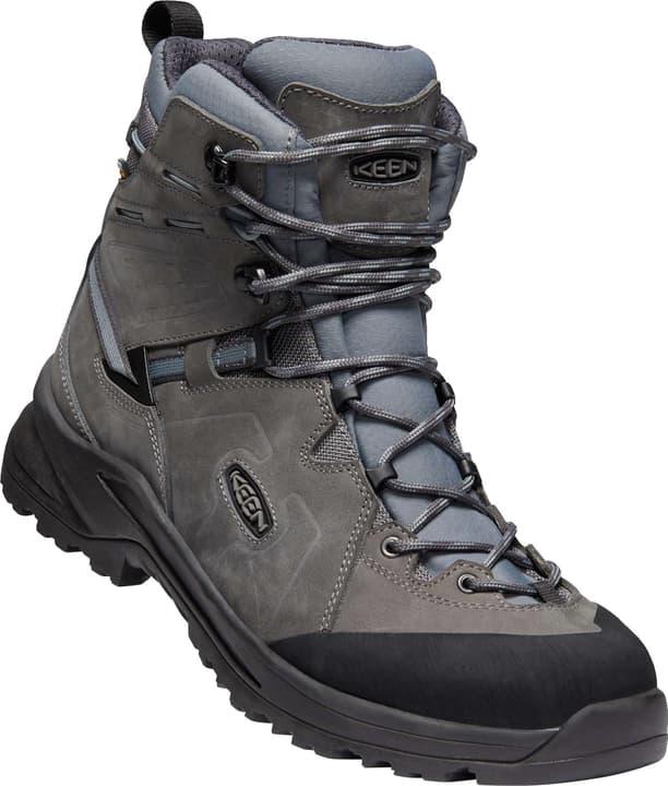 Karraig Mid WP Chaussures de randonnée pour homme Keen 473315346070 Couleur brun Taille 46 Photo no. 1