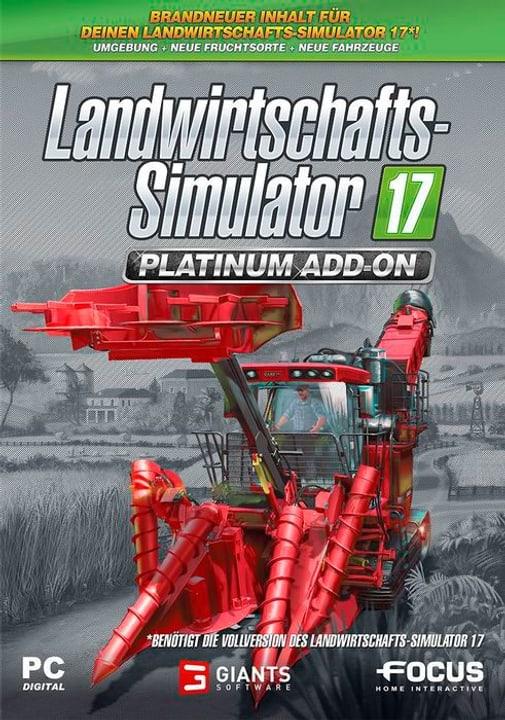 PC - Landwirtschafts-Simulator 17 - Platinum D Box 785300130452 Bild Nr. 1