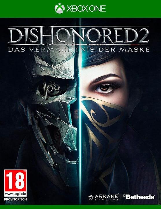 Xbox One - Dishonored 2 785300121498 Photo no. 1