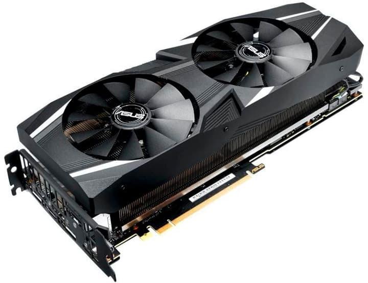 GeForce RTX 2080 DUAL O8G Grafikkarte Asus 785300140874 Bild Nr. 1