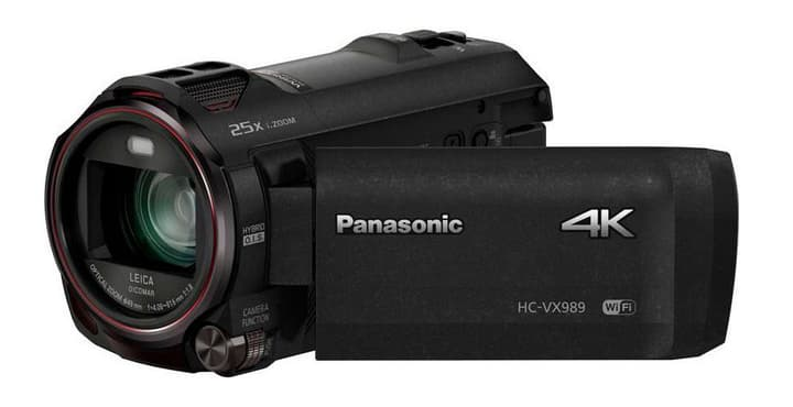 HC-VX989EG-K 4K Camcorder Panasonic 785300124119 Photo no. 1