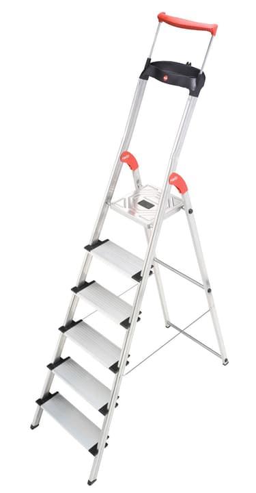 Sicherheits-Haushaltsleiter XXR Hailo 630908300000 Anzahl Stufen / Sprossen 6 Bild Nr. 1
