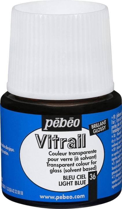 Pébéo Vitrail glossy light blue 36 Pebeo 663506105036 N. figura 1