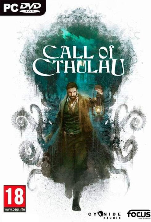 PC - Call of Cthulhu F Box 785300130695 N. figura 1
