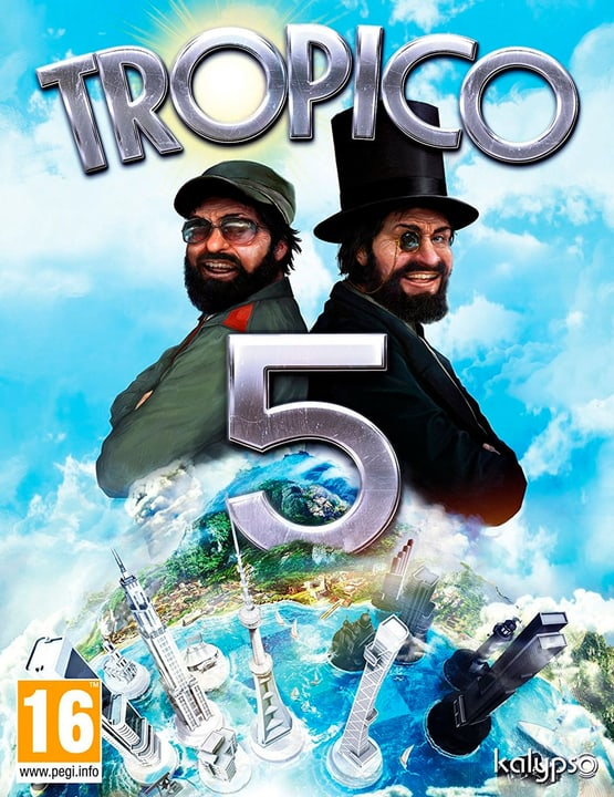 PC - Tropico 5 Download (ESD) 785300133699 Bild Nr. 1