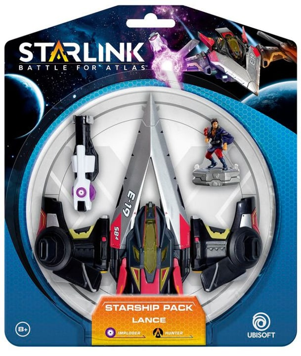 Starlink Starship Pack - Lance Physique (Box) 785300139084 Photo no. 1