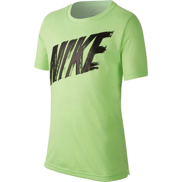 Dri-FIT Top Maglietta da bambino Nike 466911812866 Colore limetta Taglie 128 N. figura 1