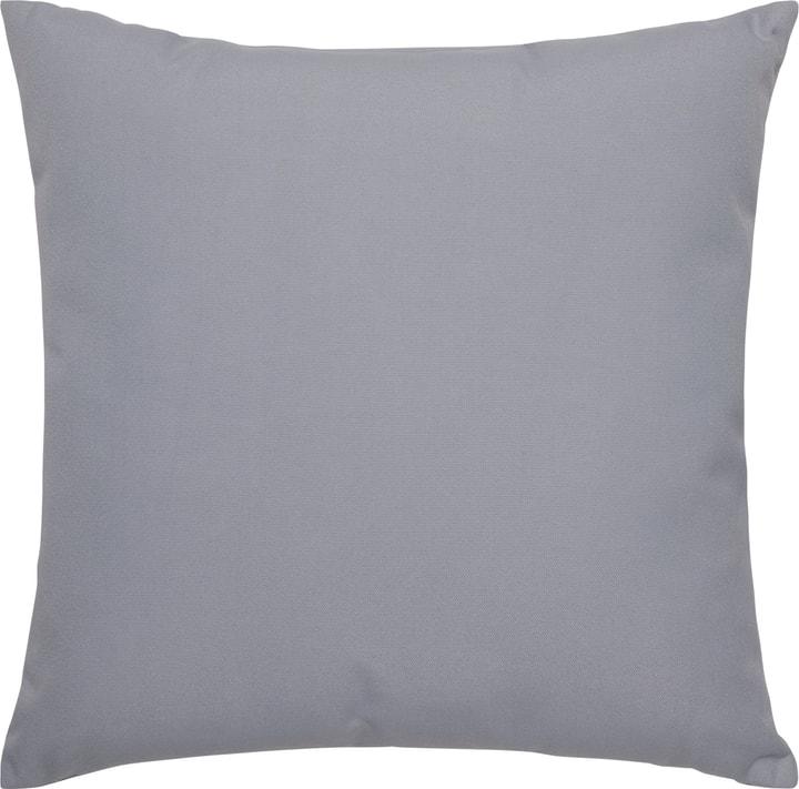 NORA Outdoor Zierkissen 450762740880 Farbe Grau Grösse B: 45.0 cm x H: 45.0 cm Bild Nr. 1