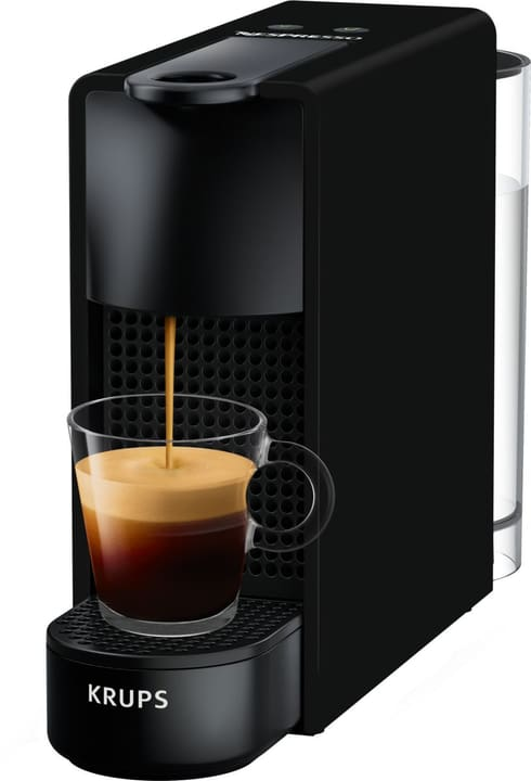 Essenza Mini black matt Kapselmaschine Nespresso 717493200000 Bild Nr. 1
