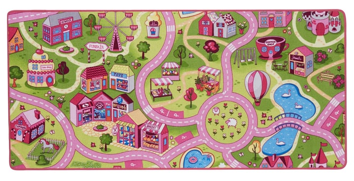 MAJA Tapis 412010114092 Couleur multicouleur Dimensions L: 140.0 cm x P: 200.0 cm Photo no. 1
