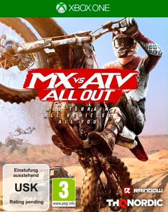 Xbox One - MX vs. ATV All Out I Box 785300132000 Photo no. 1