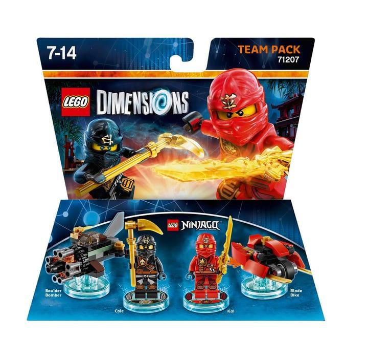 LEGO Dimensions Team Pack LEGO Ninjago 785300119851 Photo no. 1