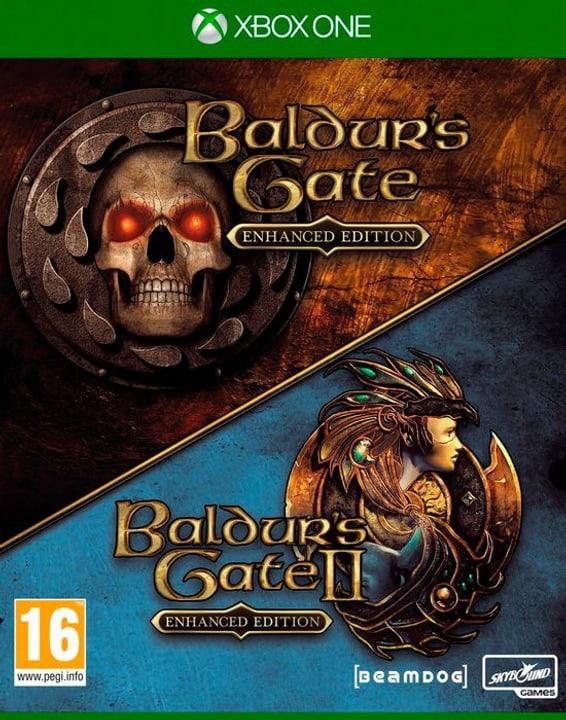 Xbox One - Baldur´s Gate: Enhanced Edition D Box 785300147103 Photo no. 1