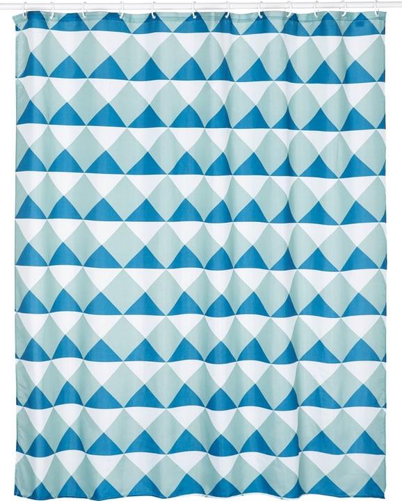 NAJA Tenda da doccia 453152353440 Colore Blu Dimensioni L: 180.0 cm x A: 180.0 cm N. figura 1