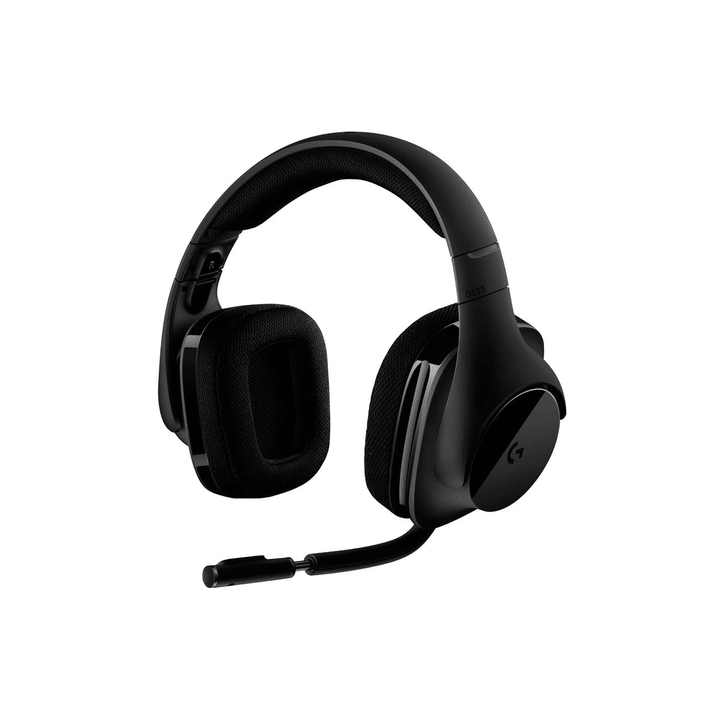G533 casque micro gaming sans fil Logitech G 785300124182 Photo no. 1