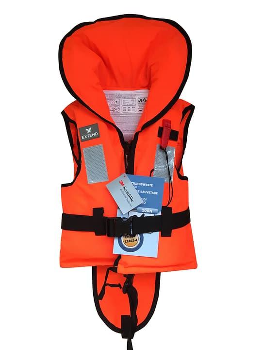 Rettungsweste Schwimmweste / Rettungsweste Extend 464726300234 Farbe orange Grösse XS Bild-Nr. 1