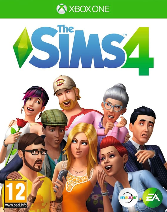Xbox One - The Sims 4 Physique (Box) 785300130424 Photo no. 1