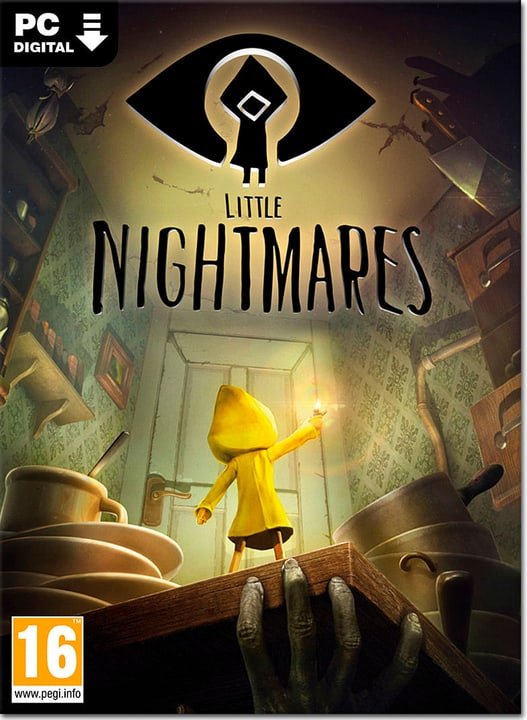 PC - Little Nightmares - D/F/I Digitale (ESD) 785300134359 N. figura 1