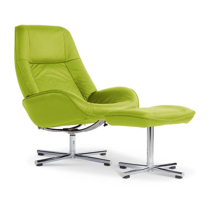 BRIGHTON Poltrona e pouf 360004026803 Dimensioni L: 72.0 cm x P: 84.0 cm x A: 102.0 cm Colore Verde chiaro N. figura 1