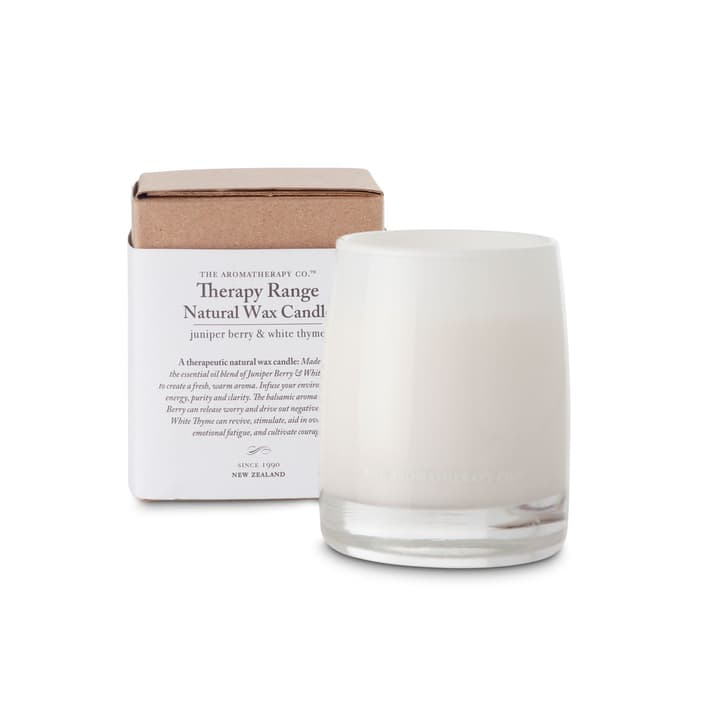 BOUGIE PARFUMÉE Juniper Berry & Thyme 396014000000 Contenu 260.0 g Arôme Juniper Berry & White Thyme Photo no. 1