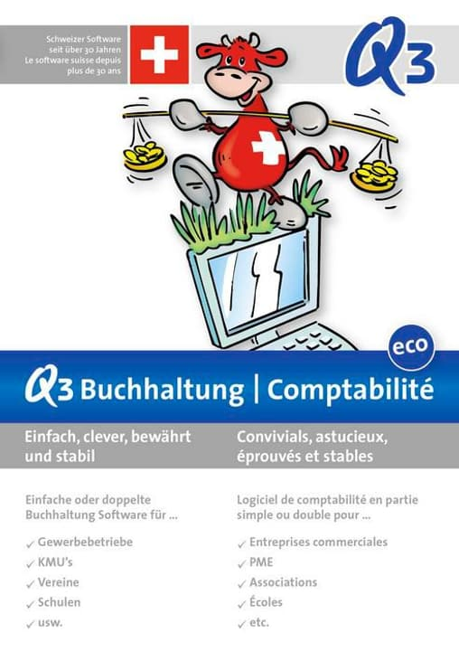 PC - Comptabilité eco (D/F) 785300128686 Photo no. 1
