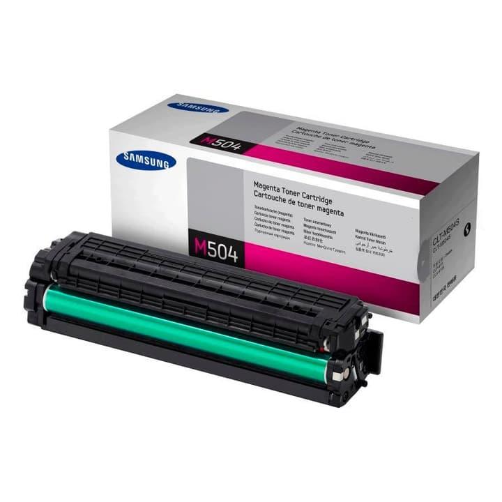 Toner-Modul M504 CLP-415/CLX-4195 magenta Samsung 798504200000 Bild Nr. 1