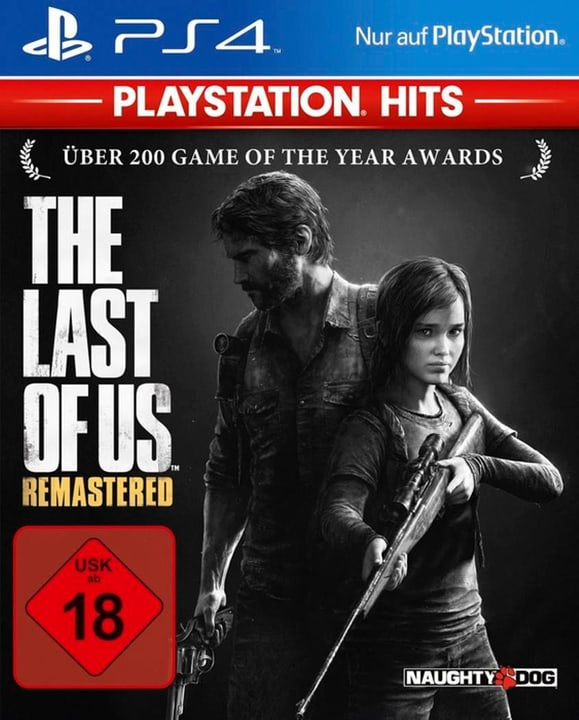 PS4 - Playstation Hits: The Last of Us - Remas Box 785300137762 Photo no. 1