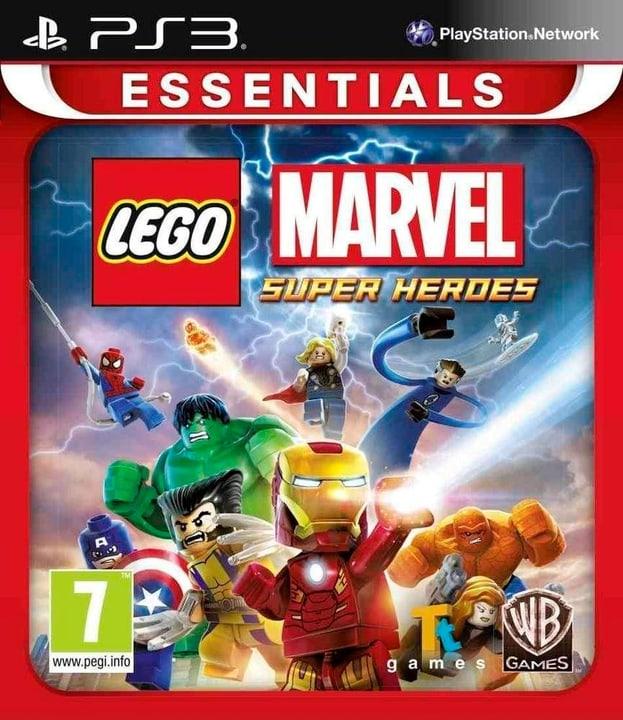 PS3 - Lego Marvel Super Heroes Essentials 785300121710