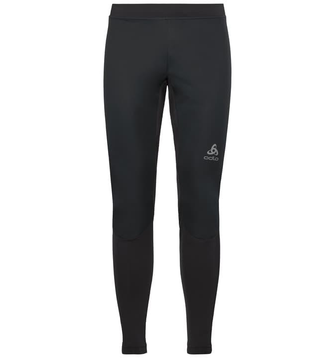 Zeroweight Windproof Warm Bottom Long Herren-Tights Odlo 461285800320 Farbe schwarz Grösse S Bild-Nr. 1