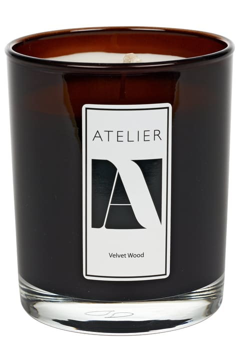 ATELIER 440710700000 Arôme Velvet Wood Dimensions H: 8.7 cm Photo no. 1